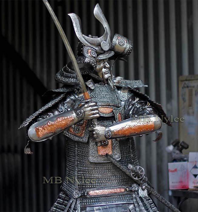 Samurai - Krieger aus Stahl - Maßstab 1: 1
