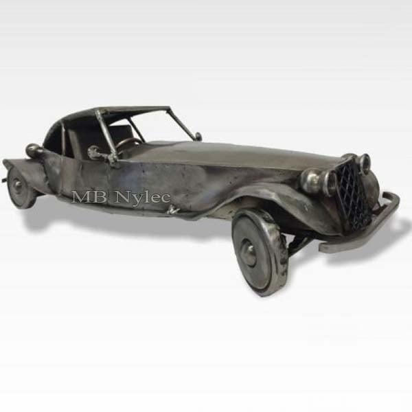 Stahlfiguren - Miniaturauto aus Metall - Metall - Katalognummer Z54