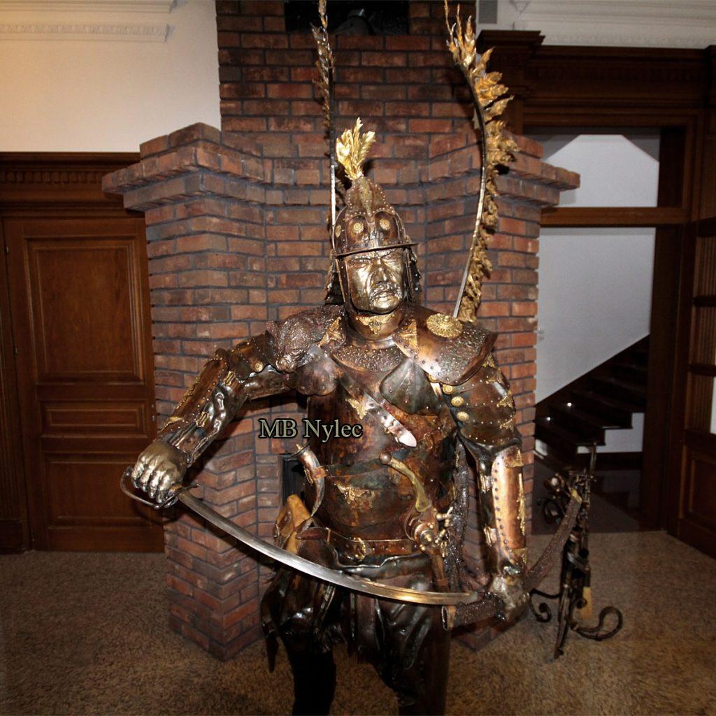 Husarenkrieger - Krieger aus Stahl - Maßstab 1: 1
