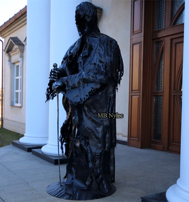 Metallskulpturen - Nazgul - Geist vom Herrn der Ringe Film - Katalognummer Z82
