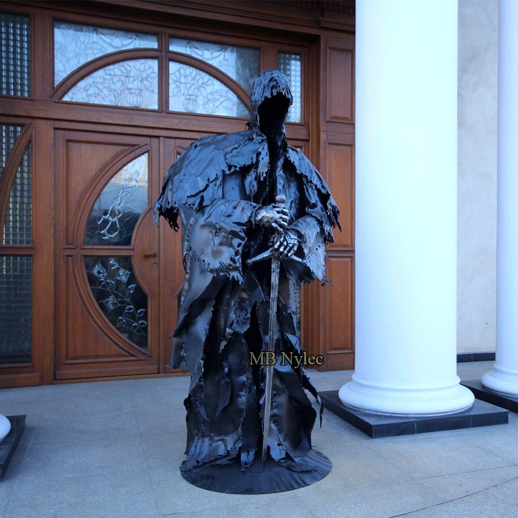 Nazgul - Krieger aus Stahl - Höhe 220cm